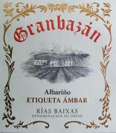 Бели вина Granbazan Etiqueta Ambar