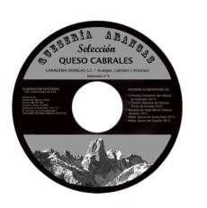 Cabrales сирене Pepe Bada, Selección Cabrales