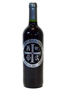 Червени вина Compañia de Vinos M. Martín Tinto  - 12 Uds.