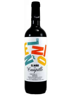 Червени вина El Niño de Campillo