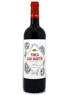 Червени вина Finca San Martín