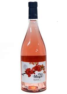 Червени вина Flor de Muga Rosado