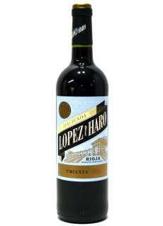 Червени вина Hacienda López de Haro