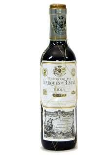 Червени вина Marqués de Riscal  37.5 cl.