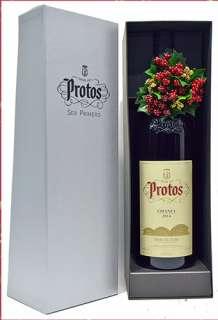 Червени вина Protos  Magnum en caja de cartón