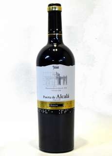 Червени вина Puerta Alcalá