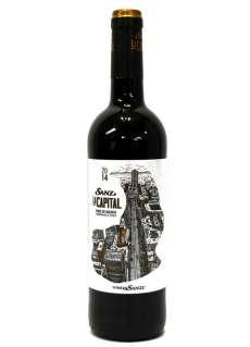 Червени вина Sanz La Capital