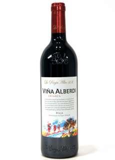 Червени вина Viña Alberdi