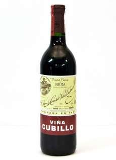 Червени вина Viña Cubillo