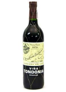Червени вина Viña Tondonia