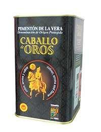 Други специалитети Caballo de Oros, PICANTE