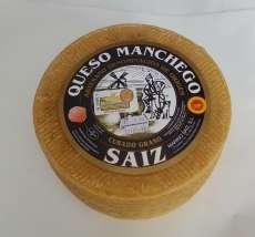Manchego сирене Saiz