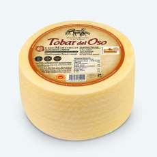 Manchego сирене Tobar del Oso