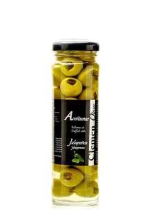 Маслини (трапезни) Clemen, Olives-Jalapeños