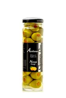 Маслини (трапезни) Clemen, Olives-Naranja