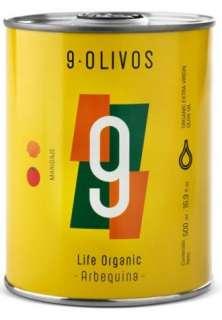 зехтин 9-Olivos, Arbequina