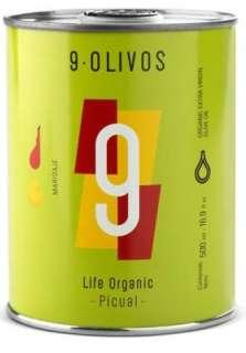 зехтин 9-Olivos, picual